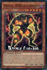 Yu-Gi-Oh ! Dynatag - HEROS de la Destinée DESO-FR002 (DESO-EN002) VF/Super Rare
