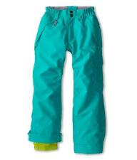 686 Girls Misty Snowboard Pant (M) Pool