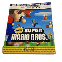 New Super Mario Brothers The Official Guide From Nintendo Power Nintendo DS