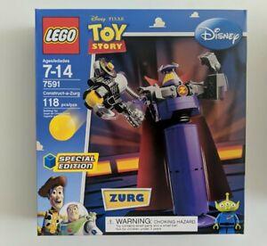 Lego Construct-a-Zurg (7591) Sealed NiB