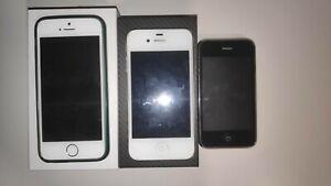 Lot iphone
