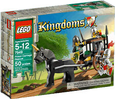 Lego Kingdoms 7949 Prison Carriage Rescue Dated 2010 NRFB