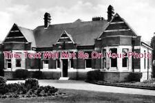 SX 407 - Park House, Hellingly Mental Hospital, Asylum, East Sussex - 6x4 Photo