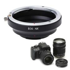 EOS-NX Mount Adapter Ring For Canon EF EOS Lens To Samsung NX5 NX10 NX20 NX1000