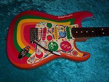 ! Rocky Fender Stratocaster Guitar Strat USA American vintage design