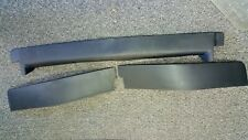 84-90 Corvette C4 Front Air Dam Spoiler 3 Piece Set NEW Deflector