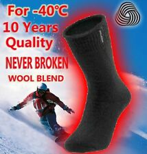 Men Winter Socks Merino Wool Thermal Mens Work Boot Extra Thick Warm Heavy Duty
