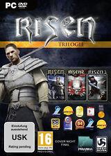 PC Computer Spiel ***** Risen Trilogie 1+2+3 1-3 1 2 3 ******************NEU*NEW