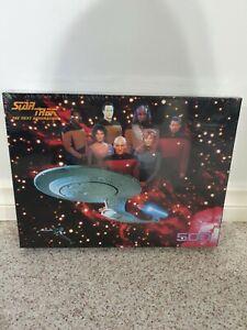 Vintage STAR TREK The Next Generation Jigsaw Puzzle 500 Pieces 1995 - BRAND NEW