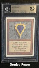 BGS Unlimited Mox Sapphire 9.5 (4254) Magic Beckett Graded MTG