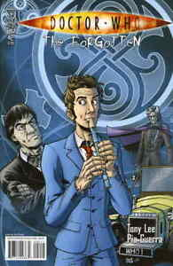Doctor Who: The Forgotten #2 VF/NM; IDW   save on shipping - details inside
