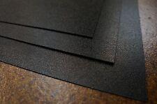 """1 Black ABS Plastic Sheet 24x24x1/10 (0.10"""") Vacuum Forming Car/Audio/Interior"""