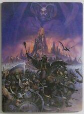 CHRIS ACHILLEOS Fantasy Art Fridge Magnet THE HOST OF CHAOS