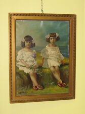 Giuseppe Solenghi dipinto di. Epoca inizi del 1900