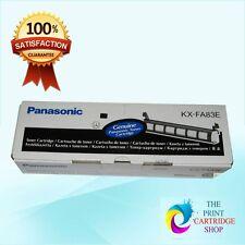 New & Original Panasonic KXFA83E Black Toner Cartridge KX-FL513 KX-FL613 2.5K