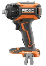 "New Ridgid Gen5x Stealth Force Pulse Brushless 1/4"" Impact Driver Model # R86036"