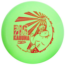 Innova Big Kahuna Heavyweight Ultimate Throw and Catch Disc Tiki Black - Stamp