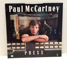 "Rare* Paul McCartney Press 12"" Single Uk 86' 4 Tracks Different Mixes Hanglide"