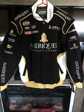 Greg Biffle 16 Ameriquest Chase Authentic Twill Size Large New With Tag's