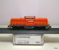 Fleischmann N 931301 - Locomotiva diesel 204 616-7 della societa' RAILION NL