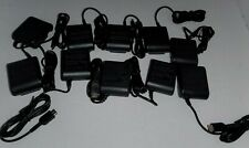 10 NEW LOT 110V AC Power Charger Adapters W/Folding Prongs for GAMEBOY MICRO T58