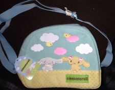Licensed Sanrio Cinnamoroll Light Blue & Yellow Purse. New W/tags. Retired style