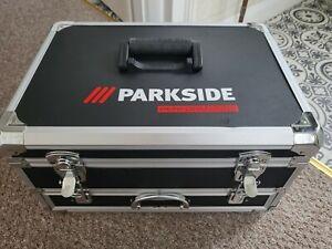 Parkside 20V Cordless Hammer Drill Set PSBSAP 20-Li A1