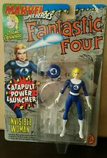 Toy Biz Marvel Cosmic Defenders Fantastic Four INVISIBLE WOMAN Action Figure
