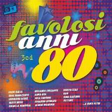 Box - I Favolosi Anni 80 [3 CD] RCA