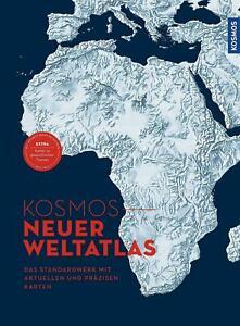 KOSMOS NEUER WELTATLAS Das Standardwerk mit aktuellen und präzisen Karten Buch