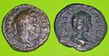 Husband & Wife Collection SEPTIMIUS SEVERUS & JULIA DOMNA 193 AD Roman coins lot