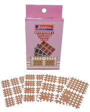 25x Mix Cross Kindmax Skin 3 Größen Hautfarbe Kinesiologie Tape Kinesiology