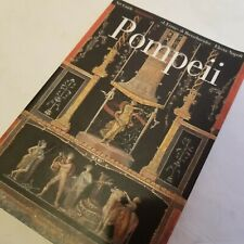 Pompeii Book of Archaeology Heritage Art Pier Giovanni Guzzo