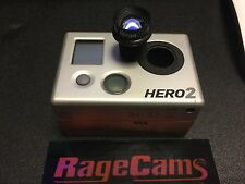 GoPro HD Hero2 HD2 Camera Full Spectrum Infrared Night Hunter IR Sensitive 12mm