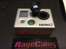 Gopro hd hero2 hd2 Camera Full spectrum infrared night hunter IR sensitive 12mm