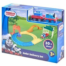 THOMAS & FRIENDS SODOR DELIVERY SET FISHER PRICE