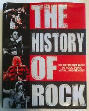 The History of Rock - Mark Paytress - Parragon (2011)
