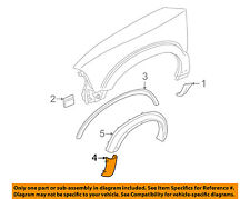 Chevrolet GM OEM 98-03 S10 Fender-Extension Right 15746639
