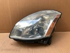 2004 2005 2006 Nissan Maxima Driver Left HID Xenon Headlight Lamp Tested OEM
