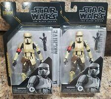 Star Wars Black Series Shore Trooper