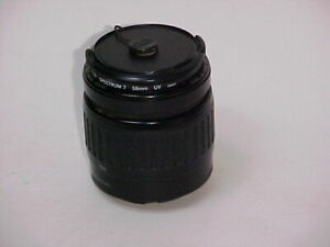 CANON Zoom Lens EF 35-105mm 1:4.5 - 5.6 ~ 1 Cover Cap Super Clean USED Condition