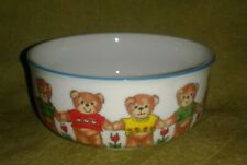 Vintage Enesco - Lucy & Me Bears Child's Bowl, 1979