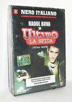 ULTIMO LA SFIDA (1999) M. SOAVI RAOUL BOVA PRIMA + SECONDA PARTE 2 DVD NUOVI
