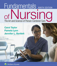 Fundamentals of Nursing: The Art and Science of Person-Centered Care 9th Ed