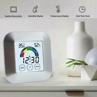 Digitales Thermometer Hygrometer Feuchtigkeitsmesser Raum N5H4