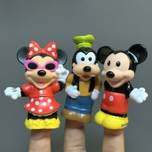 Fisher-Price Little People Magic Of Disney Mickey & Minnie Mouse and Goofy Figue