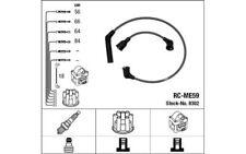 NGK Juego cables encendido para MAZDA 626 MITSUBISHI COLT LANCER GALANT L 9302