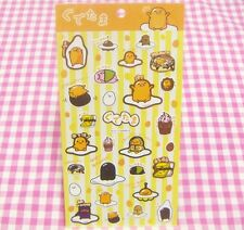 Sanrio Gudetama Egg Sticker Sheet / Japan Stationery 2017