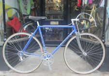 Vintage Legnano Olimpiade Record Specialissima 53cm Road Bike Campagnolo Eroica