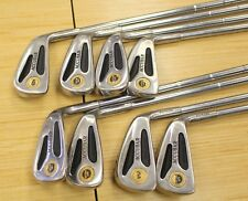 Vintage Ram Accubar Extra Lite Iron Set 3-9.PW W/Acculite Steel Shaft